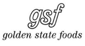 gsf golden state foods logo